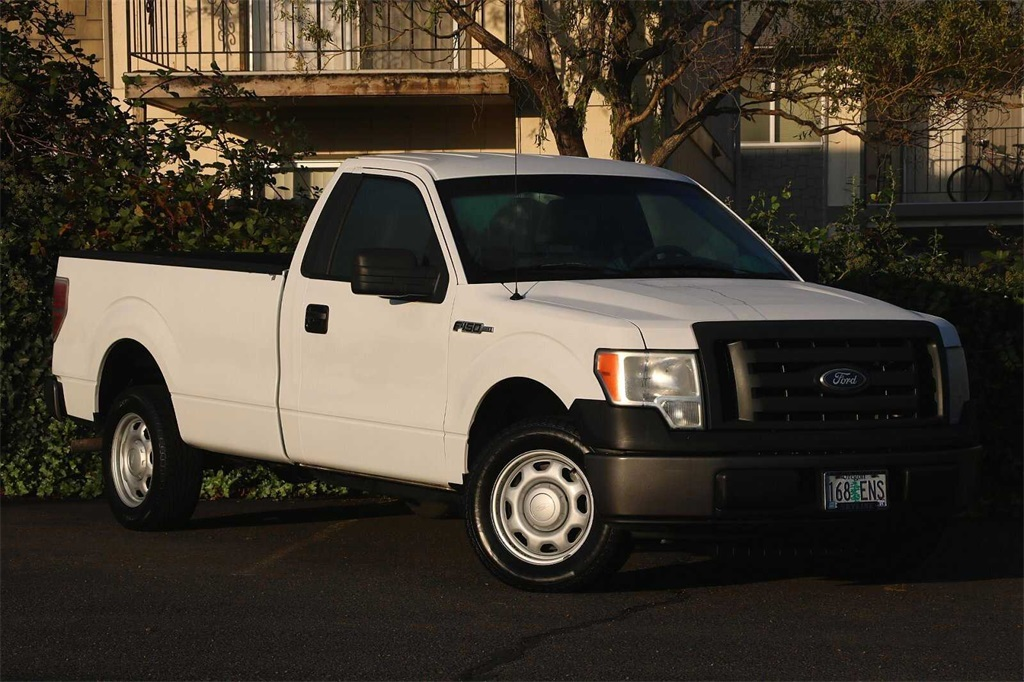 2010 Ford F-150 Regular Cab 4x2, Pickup #205511A - photo 3