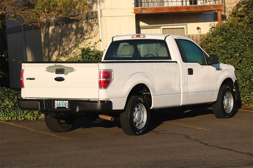 2010 Ford F-150 Regular Cab 4x2, Pickup #205511A - photo 2