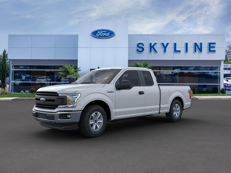 2020 Ford F-150 Super Cab 4x2, Pickup #205512 - photo 1
