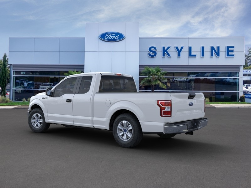 2020 Ford F-150 Super Cab 4x2, Pickup #205512 - photo 2