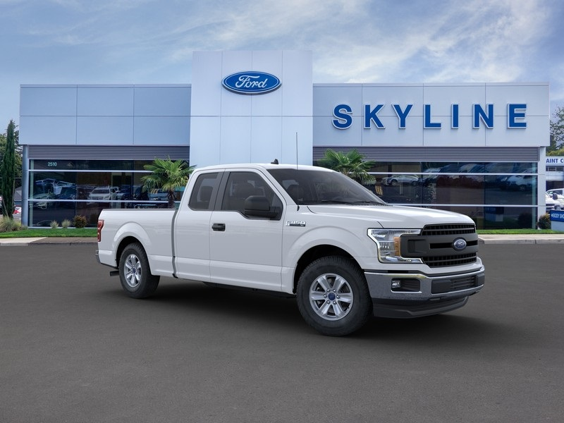 2020 Ford F-150 Super Cab 4x2, Pickup #205512 - photo 7