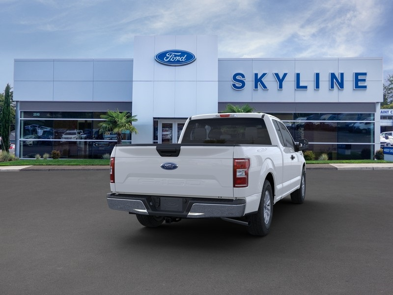 2020 Ford F-150 Super Cab 4x2, Pickup #205512 - photo 8