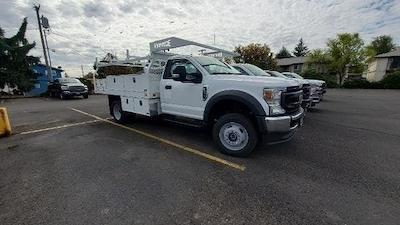 2020 Ford F-550 Regular Cab DRW 4x4, Knapheide Contractor Body #205540 - photo 2