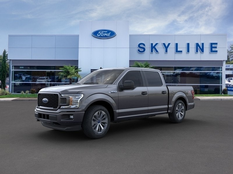 2020 Ford F-150 SuperCrew Cab 4x4, Pickup #205541 - photo 1