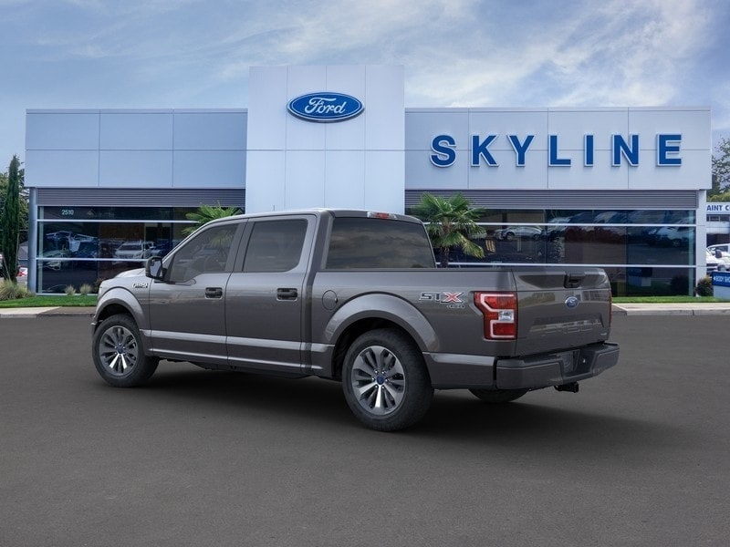2020 Ford F-150 SuperCrew Cab 4x4, Pickup #205541 - photo 2