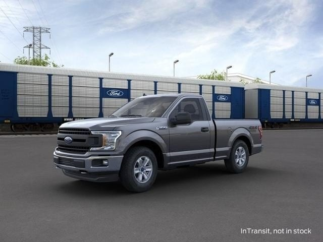 2020 Ford F-150 Regular Cab 4x4, Pickup #205566 - photo 1