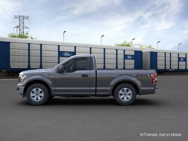 2020 Ford F-150 Regular Cab 4x4, Pickup #205566 - photo 4