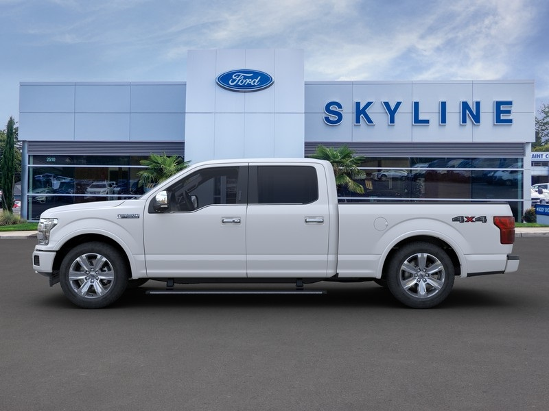 2020 Ford F-150 SuperCrew Cab 4x4, Pickup #205571 - photo 4
