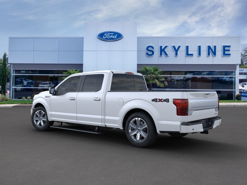 2020 Ford F-150 SuperCrew Cab 4x4, Pickup #205571 - photo 1