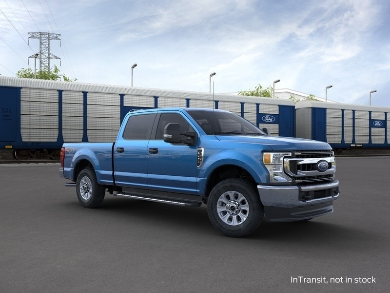 2020 Ford F-250 Crew Cab 4x4, Pickup #205597 - photo 7