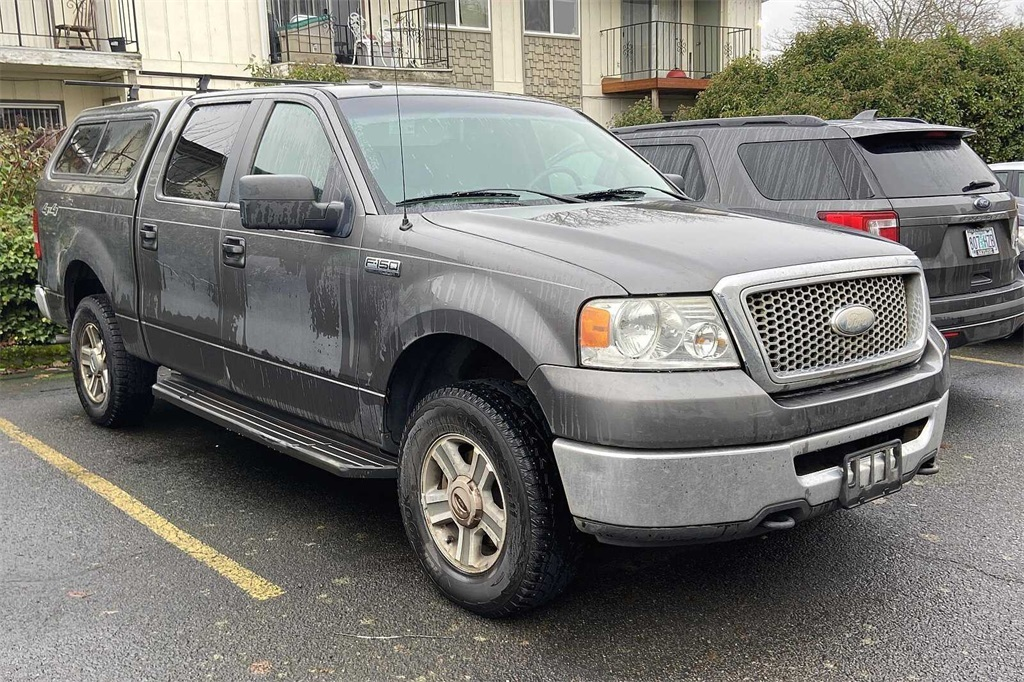 2007 Ford F-150 Super Cab 4x4, Pickup #205637A - photo 1