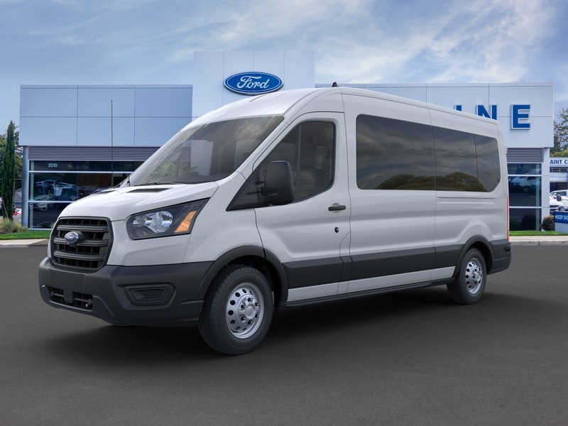 2020 Ford Transit 350 Med Roof AWD, Passenger Wagon #205686 - photo 1