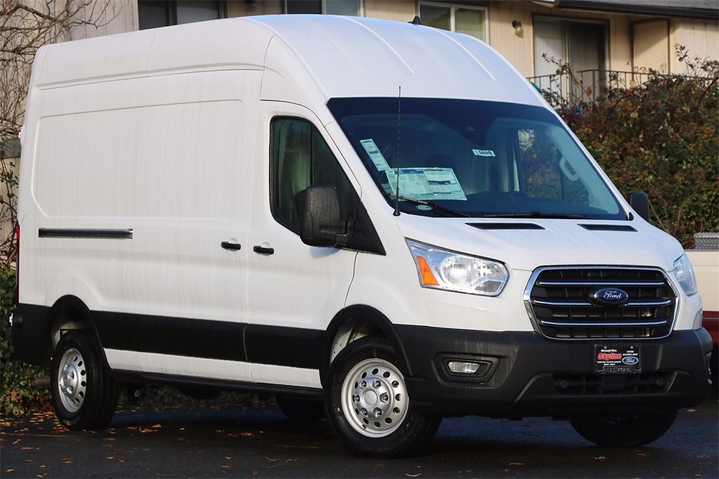 2020 Ford Transit 350 High Roof AWD, Sortimo Upfitted Cargo Van #205699 - photo 1