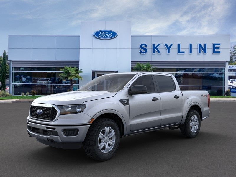 2020 Ford Ranger SuperCrew Cab 4x4, Pickup #205714 - photo 1