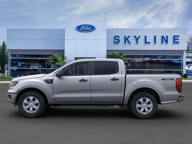 2020 Ford Ranger SuperCrew Cab 4x4, Pickup #205714 - photo 4