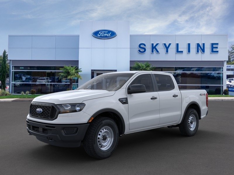 2020 Ford Ranger SuperCrew Cab 4x4, Pickup #205735 - photo 1