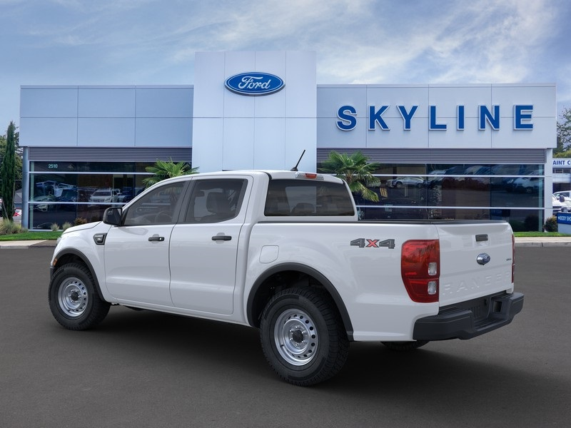 2020 Ford Ranger SuperCrew Cab 4x4, Pickup #205735 - photo 2