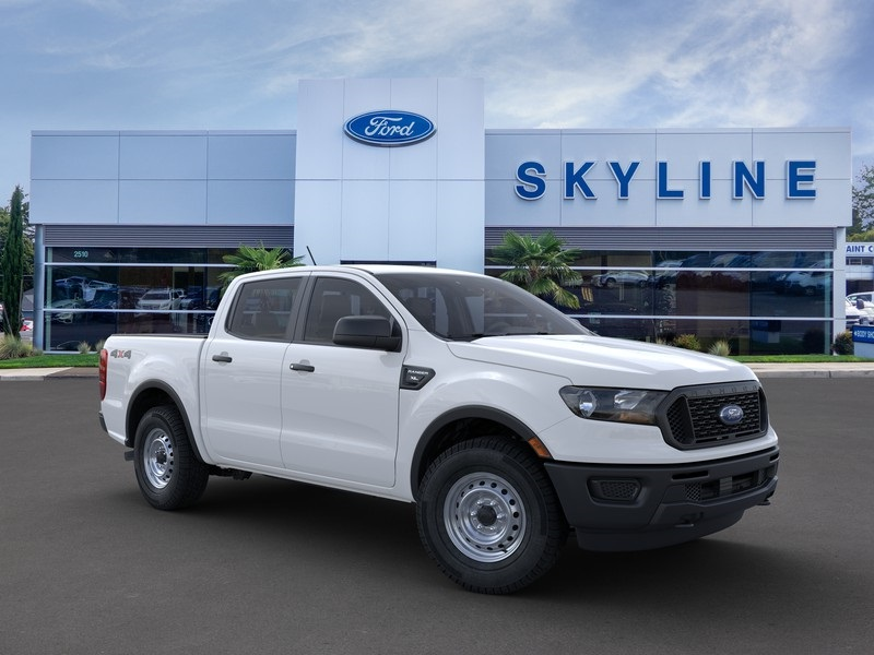 2020 Ford Ranger SuperCrew Cab 4x4, Pickup #205735 - photo 7