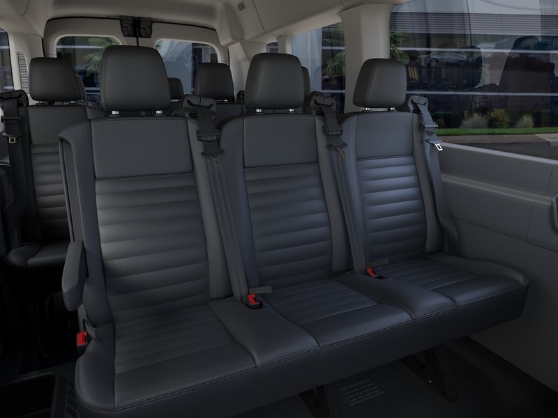 2020 Ford Transit 350 Med Roof 4x2, Passenger Wagon #205786 - photo 11