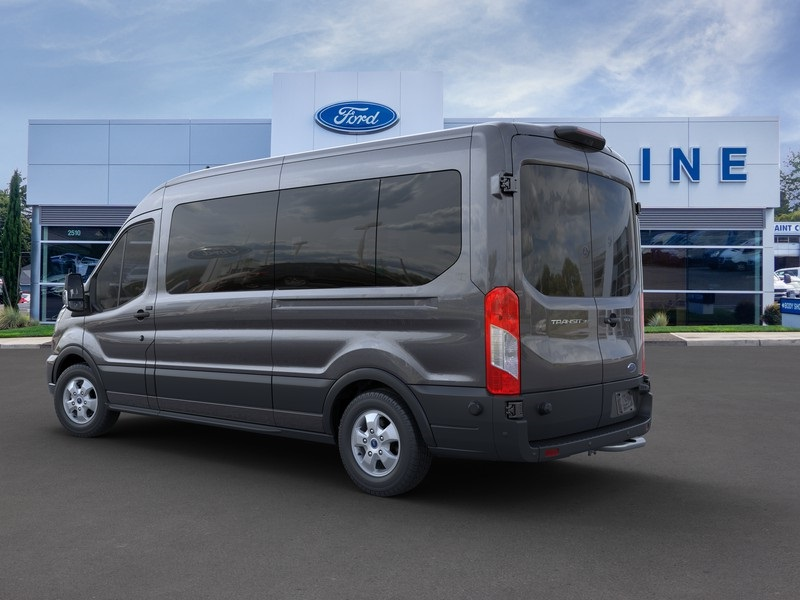 2020 Ford Transit 350 Med Roof 4x2, Passenger Wagon #205786 - photo 1