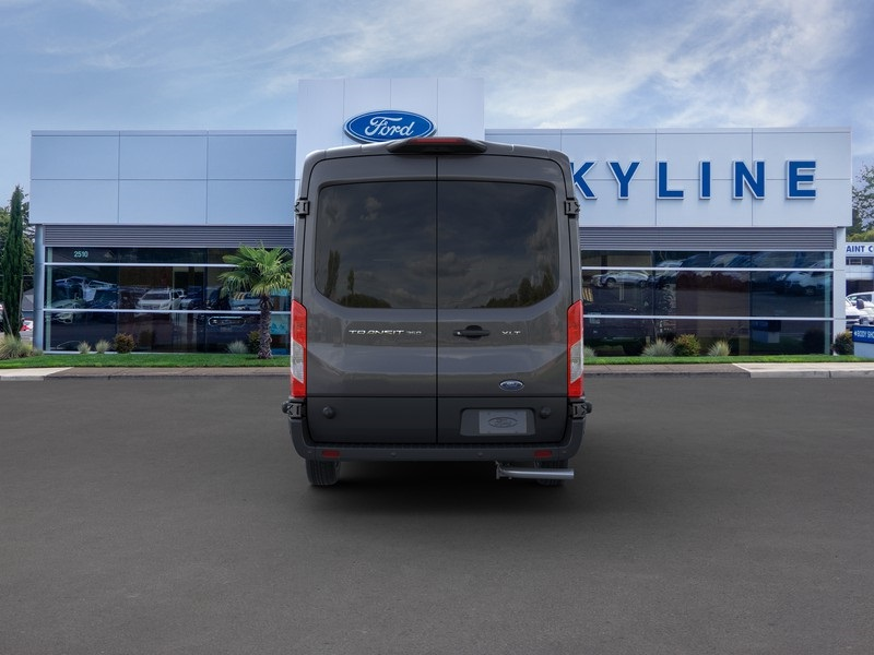 2020 Ford Transit 350 Med Roof 4x2, Passenger Wagon #205786 - photo 5
