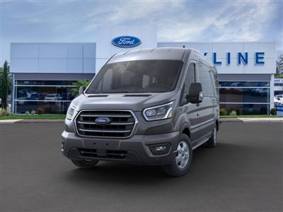2020 Ford Transit 350 Med Roof 4x2, Passenger Wagon #205786 - photo 3