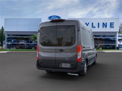 2020 Ford Transit 350 Med Roof 4x2, Passenger Wagon #205786 - photo 8