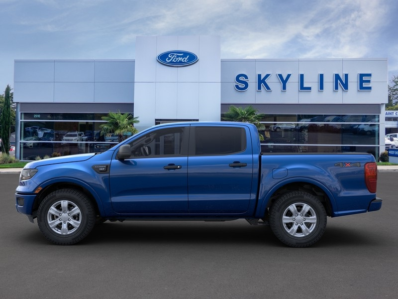 2020 Ford Ranger SuperCrew Cab 4x4, Pickup #205788 - photo 4