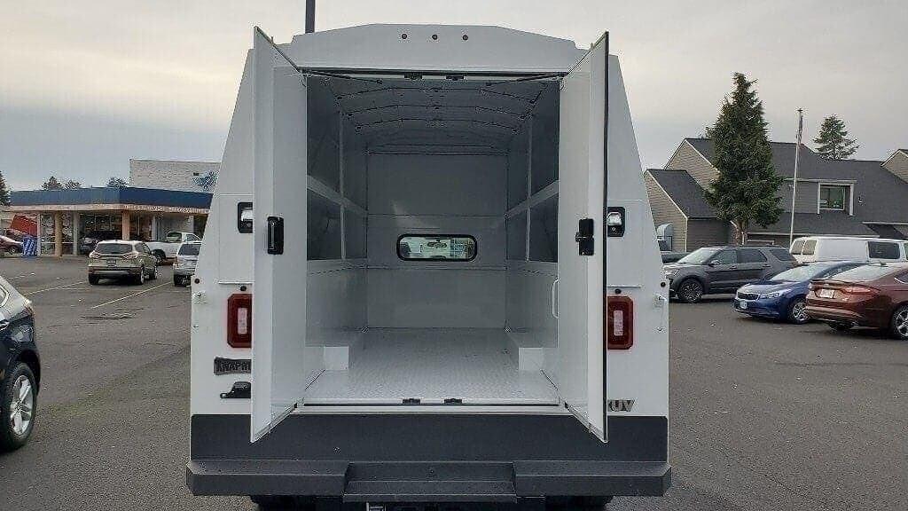 2020 Ford F-550 Crew Cab DRW 4x4, Knapheide KUVcc Service Body #205856 - photo 10
