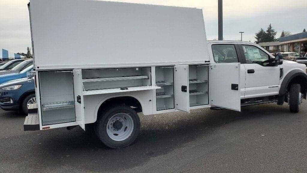2020 Ford F-550 Crew Cab DRW 4x4, Knapheide KUVcc Service Body #205856 - photo 5