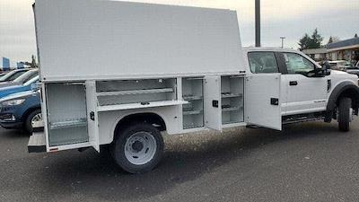 2020 Ford F-550 Crew Cab DRW 4x4, Knapheide KUVcc Service Body #205856 - photo 7
