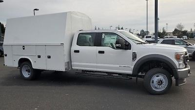 2020 Ford F-550 Crew Cab DRW 4x4, Knapheide KUVcc Service Body #205856 - photo 8