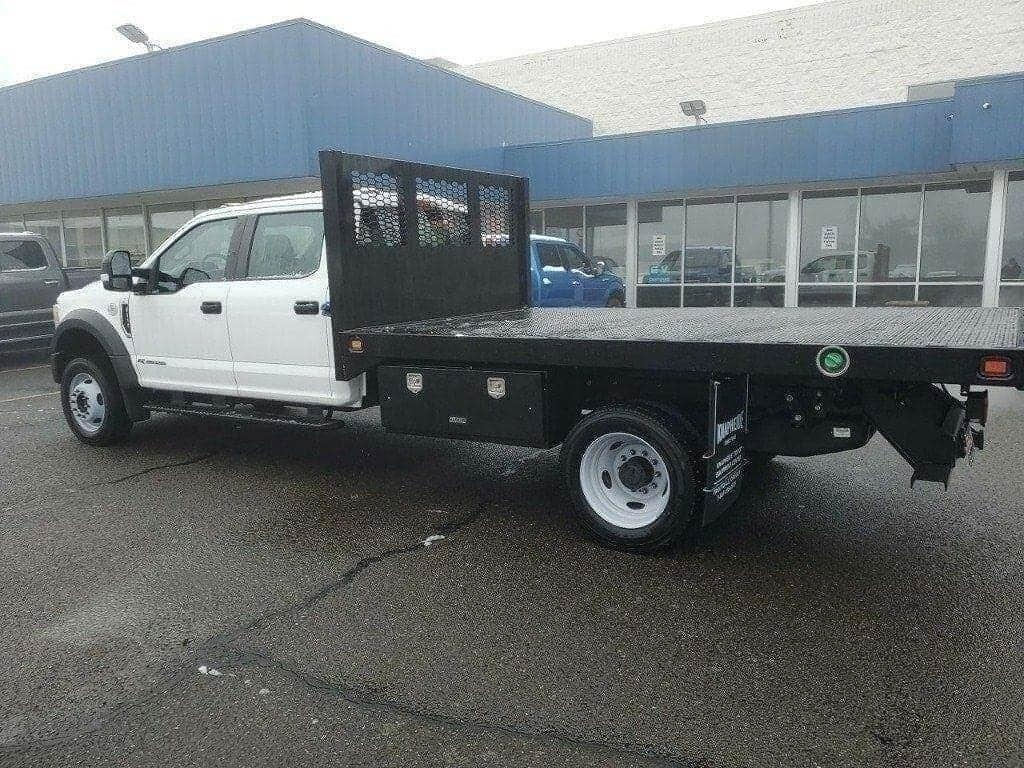2020 Ford F-450 Crew Cab DRW 4x4, Knapheide Platform Body #205908 - photo 2