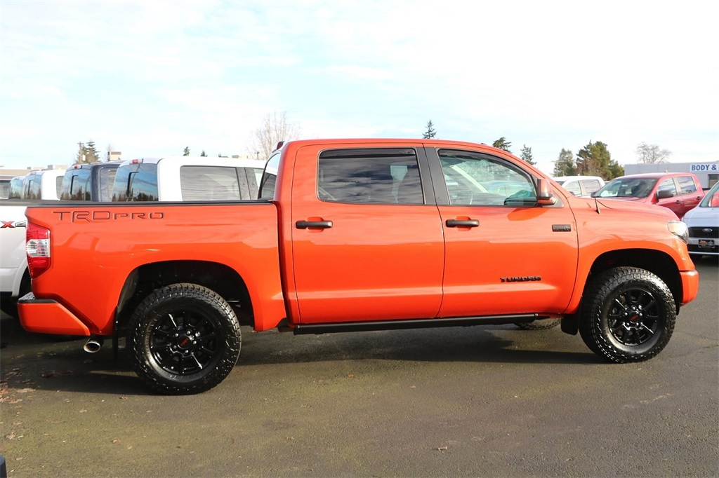 2015 Toyota Tundra Crew Cab 4x4, Pickup #215704A - photo 4