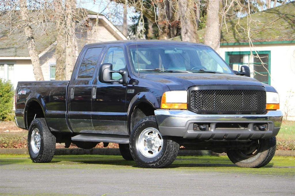 1999 Ford F-350 Crew Cab 4x4, Pickup #215742A - photo 1