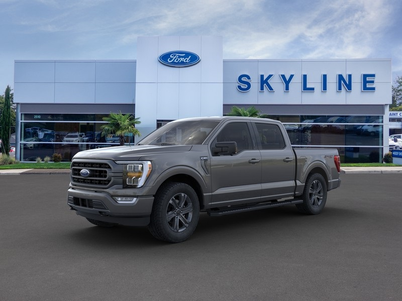2021 Ford F-150 SuperCrew Cab 4x4, Pickup #215775 - photo 1