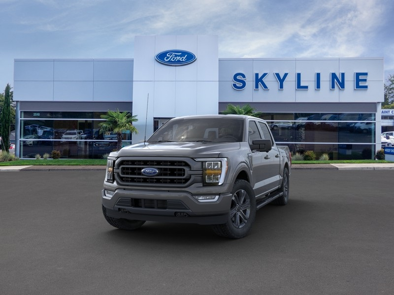 2021 Ford F-150 SuperCrew Cab 4x4, Pickup #215775 - photo 3