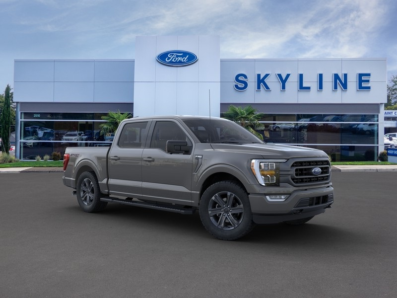 2021 Ford F-150 SuperCrew Cab 4x4, Pickup #215775 - photo 7