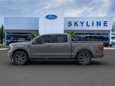2021 Ford F-150 SuperCrew Cab 4x4, Pickup #215775 - photo 4