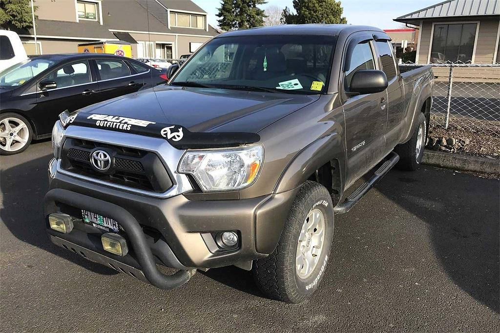 2015 Toyota Tacoma Extended Cab 4x4, Pickup #215801A - photo 1