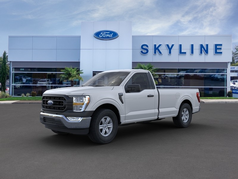 2021 Ford F-150 Regular Cab 4x2, Pickup #215846 - photo 1