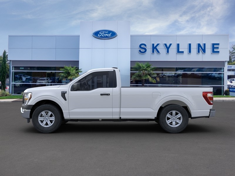 2021 Ford F-150 Regular Cab 4x2, Pickup #215846 - photo 4
