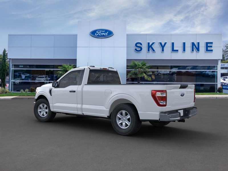 2021 Ford F-150 Regular Cab 4x2, Pickup #215846 - photo 2