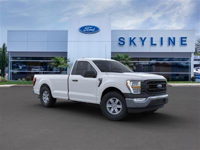 2021 Ford F-150 Regular Cab 4x2, Pickup #215846 - photo 7