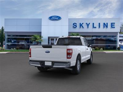 2021 Ford F-150 Regular Cab 4x2, Pickup #215846 - photo 8