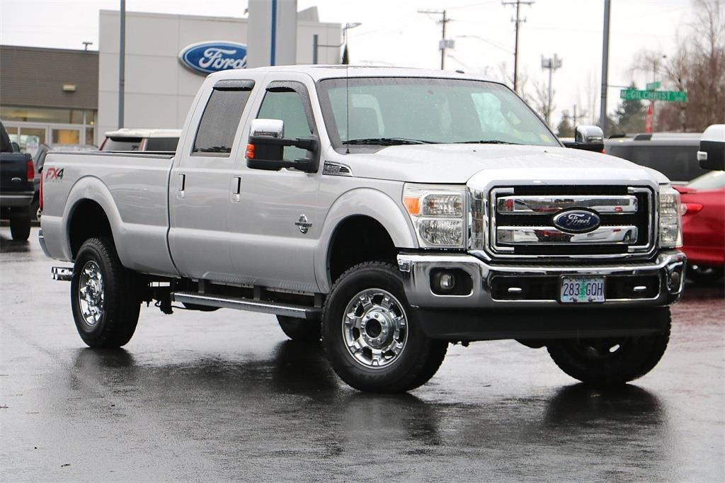2014 Ford F-350 Crew Cab 4x4, Pickup #215847A - photo 1