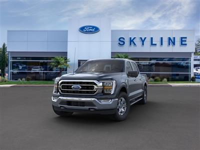 2021 Ford F-150 SuperCrew Cab 4x4, Pickup #215853 - photo 3