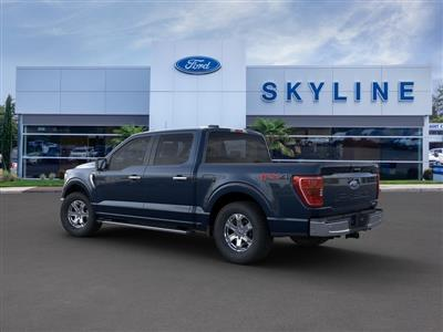 2021 Ford F-150 SuperCrew Cab 4x4, Pickup #215853 - photo 2