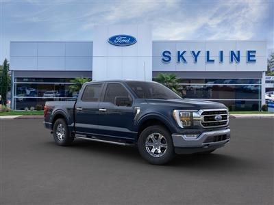 2021 Ford F-150 SuperCrew Cab 4x4, Pickup #215853 - photo 7