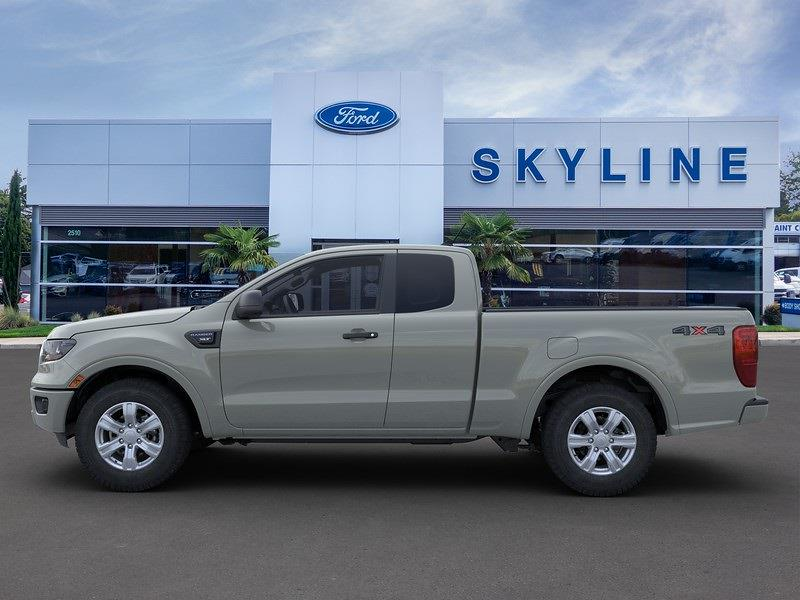 2021 Ford Ranger Super Cab 4x4, Pickup #215815 - photo 4